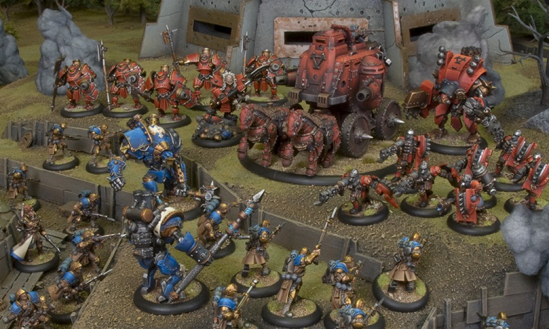 Khador-Battle-Wagon