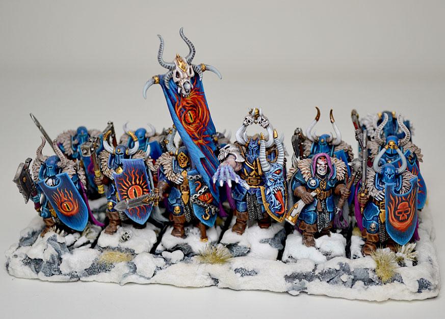 #Warhammer_FB: Воины Хаоса