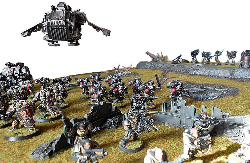 Warhammer 40K: Серебряные