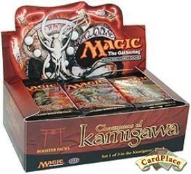 MTG: Дисплей бустеров издания Champions of Kamigawa на английском языке