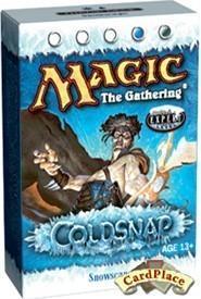 MTG: Начальный набор «Snowscape» издания Coldsnap