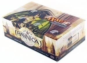 MTG: Дисплей бустеров издания Ravnica: City of Guilds на английском языке
