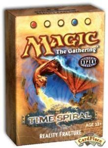 MTG: Начальный набор «Reality Fracture» издания Time Spiral