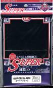 KMC Super Black Sleeves (80)