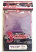 KMC Super Purple Sleeves (80)