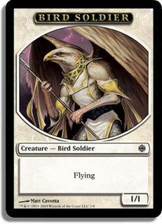 Bird Soldier