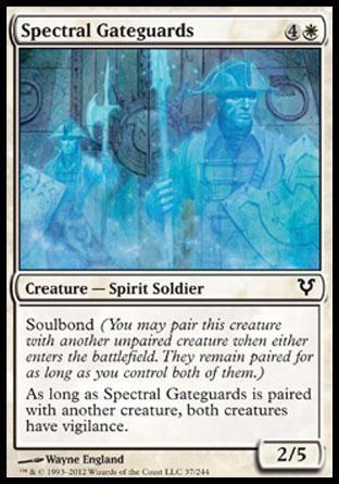 Spectral Gateguards