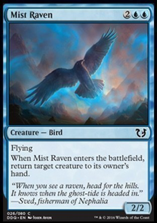 Mist Raven