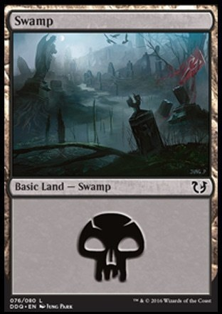 Swamp (#76)