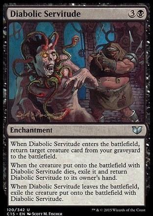 Diabolic Servitude