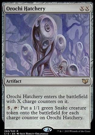Orochi Hatchery