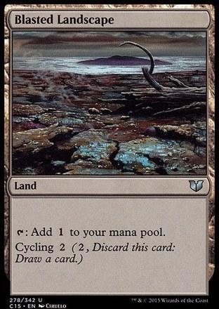 Blasted Landscape