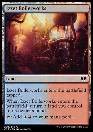 Izzet Boilerworks