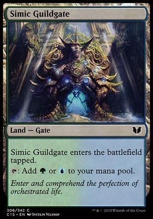 Simic Guildgate
