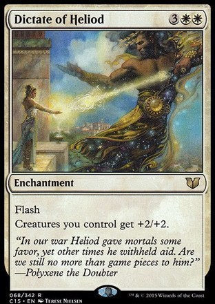 Dictate of Heliod