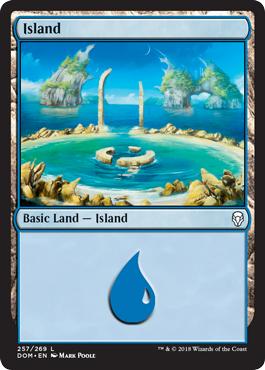 Island 257