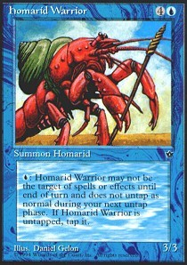 Homarid Warrior 2