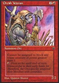 Orcish Veteran 3