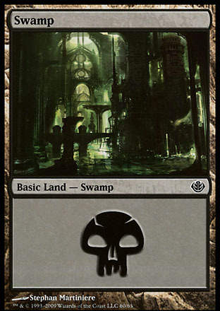 Swamp (#60)
