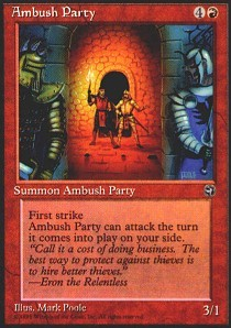 Ambush Party 1