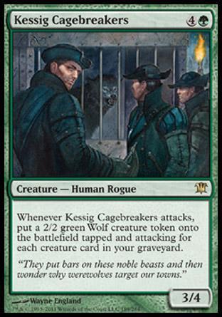 Kessig Cagebreakers