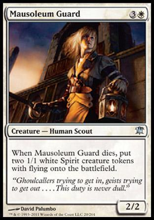 Mausoleum Guard
