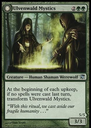 Ulvenwald Mystics // Ulvenwald Primordials