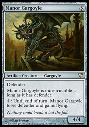 Manor Gargoyle