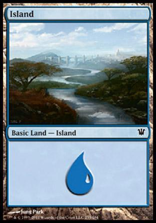 Island (#255)