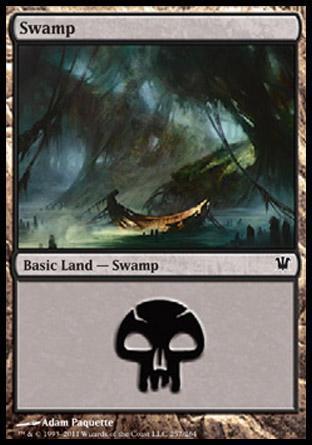 Swamp (#257)