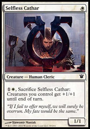 Selfless Cathar