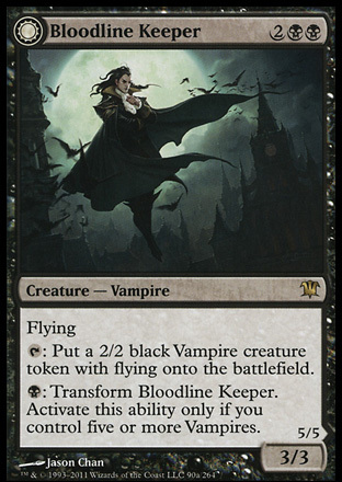 Bloodline Keeper // Lord of Lineage