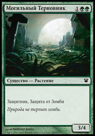 Могильный Терновник (Grave Bramble)