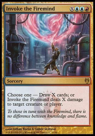 Invoke the Firemind