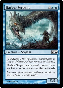 Harbor Serpent