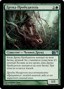 Друид-Пробудитель (Awakener Druid)
