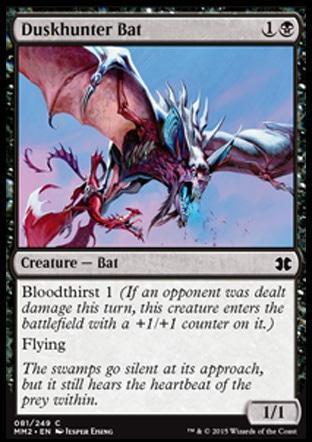 Duskhunter Bat