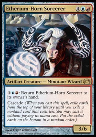 Etherium-Horn Sorcerer