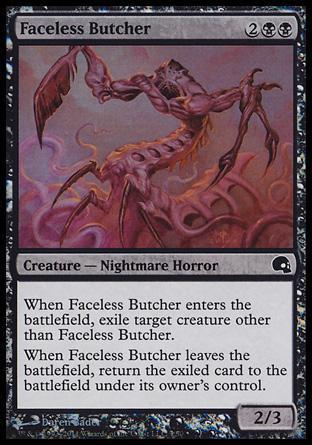 Faceless Butcher