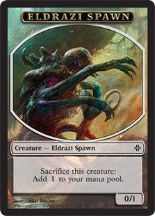 Eldrazi Spawn (#1a)