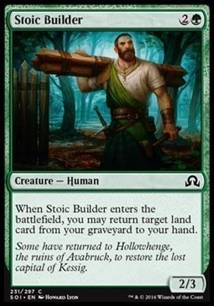 Stoic Builder