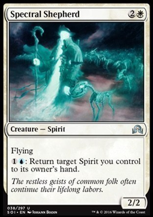 Spectral Shepherd