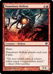 Flameborn Hellion