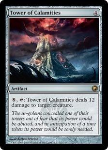 Tower of Calamities
