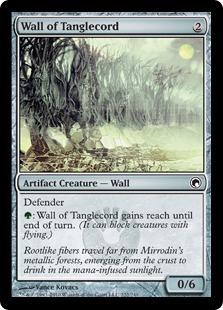 Wall of Tanglecord