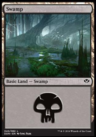 Swamp (#40)
