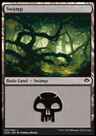 Swamp (#41)