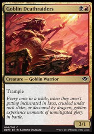 Goblin Deathraiders