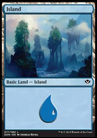 Island (#77)