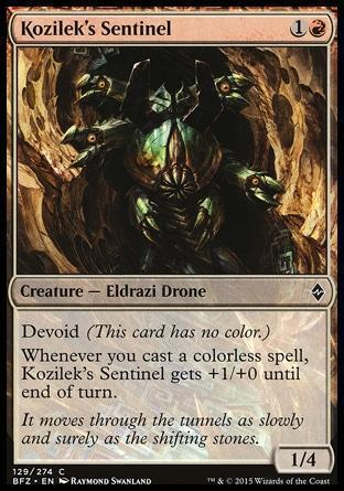Kozilek's Sentinel